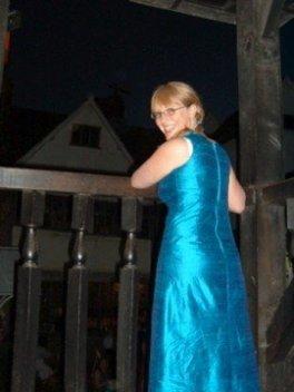 Bernadette birthday dress