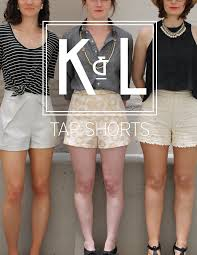 tap shorts cover